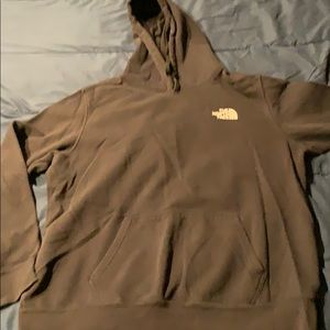 Men's XL North Face hoodie